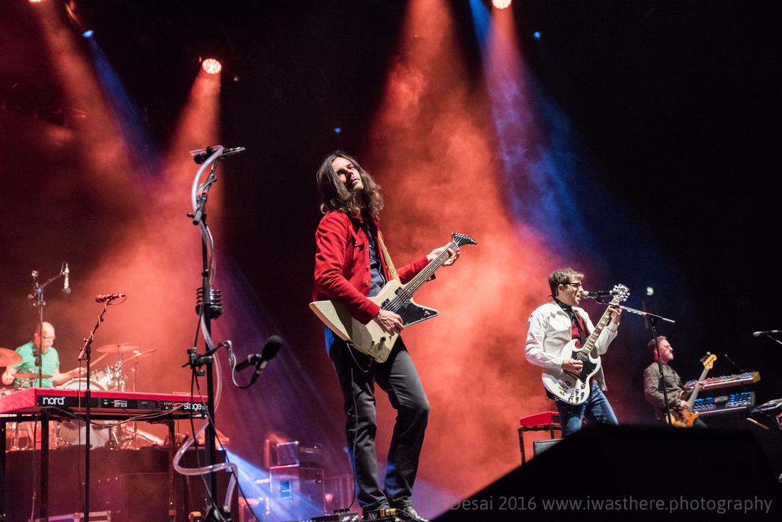 Weezer @ Wembley Arena, London 28/10/2017