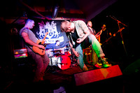 Tropical Contact Support Eureka Machines @ The Firebug, Leicester 29/05/2015