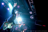 Johnny Marr performs at the Roadmender, Northampton, 22/10/2015