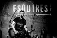 Paul Miro Performs Live at Holy Moly's, Esquires, Bedford