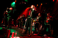 Mariachi El Bronx @ The Brooklyn Bowl, London 14/02/2015