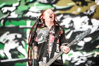 The Levellers Perform at Victorious Festival